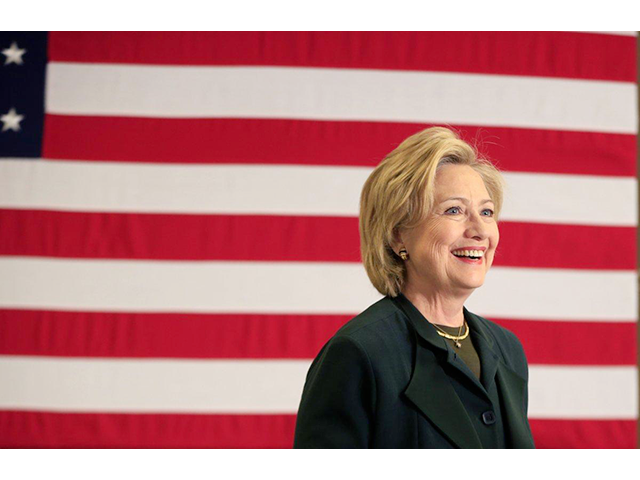 Hillary Clinton Presidential Campaign, USA